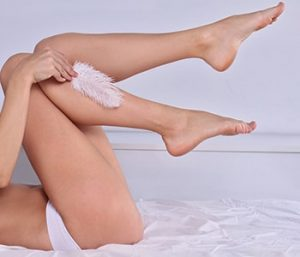 Laser hair removal for skin of color